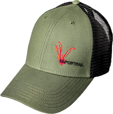 OD Green/Black Trucker Hat