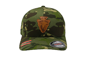 Tropic Camo Arrowhead Flexfit
